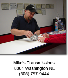 Albuquerque Transmission Repair